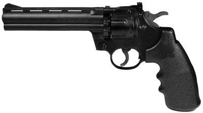 Crosman 357W/3576 airgun revolver