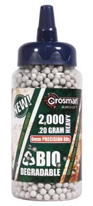 Crosman 6mm biodegradable.