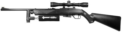 Crosman 1077AS Combo.