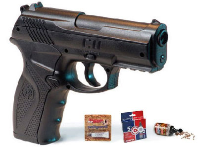 C-11 Target Eliminator (Crosman C11 BB Pistol)