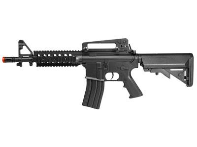 Crosman Pulse Dual Power DP4 Airsoft Rifle, Black