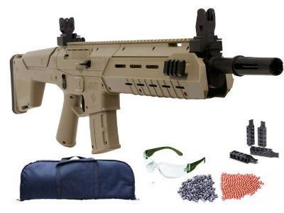 Crosman MK-177 Tactical Pneumatic Air Rifle Kit
