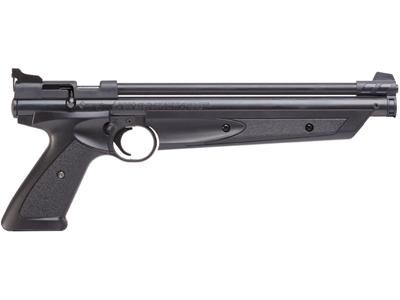 Crosman 1322 Air Pistol, Black