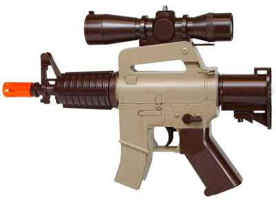 Marines Airsoft MR01 Mini Electric Airsoft Gun