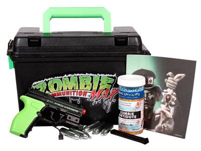 Crosman Z11 Zombie Eliminator Airsoft Pistol Kit