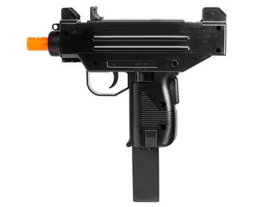 Micro UZI Airsoft Submachine Gun, Black