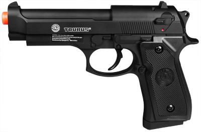 Cybergun Taurus PT 92 METAL spring Pistol. Airsoft guns