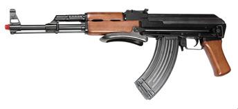 Folding Stock AK47 Ver.2 AEG, Wood