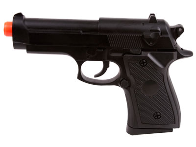 CYMA ZM21 Metal Compact Spring Airsoft Pistol