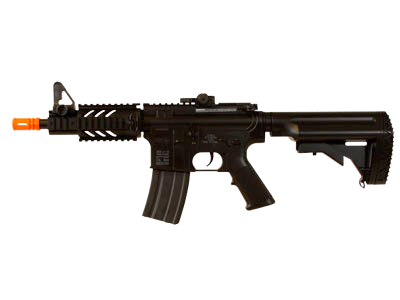 DPMS Kitty Kat AEG Airsoft Rifle, Black