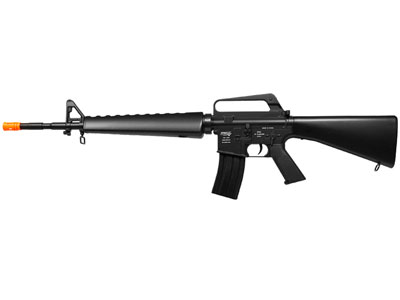 DPMS M16-A1 Spring Airsoft Rifle