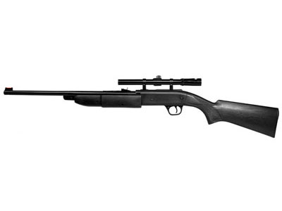 Daisy Model 9840 Grizzly B Air Rifle Kit