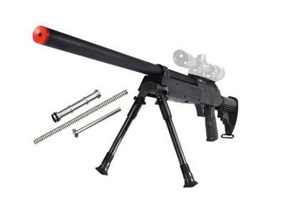 Echo1 A.S.R  Sniper Rifle w/Upgraded Spring