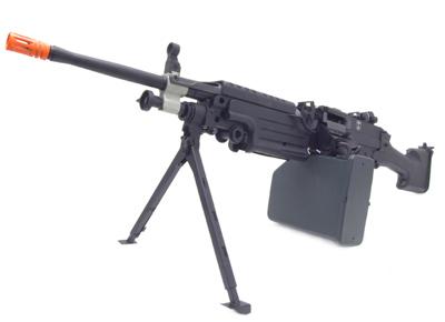 Echo 1 Model 249 MKII MK2 Machine Gun