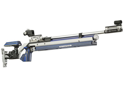 Feinwerkbau 700 Rest Alu Air Rifle, Blue/Silver