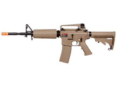 G&G GC16 M4 Metal AEG Airsoft Rifle, Desert Tan