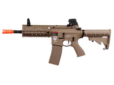 G&G GR4 100Y AEG Blowback Airsoft Gun, Tan
