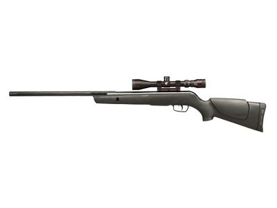Gamo Big Cat with Crosman Nitro Piston