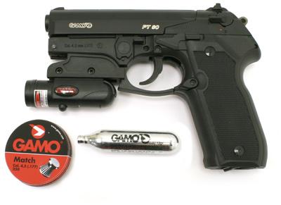 Gamo PT-80 Laser