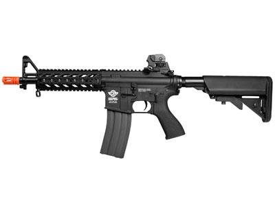 G&G CM16 Raider Combat Machine Short - Black