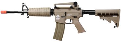 G&G Combat Machine R16 Carbine AEG, Desert Tan