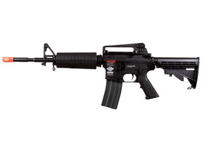 G&G CM16 Carbine Gas Blowback Airsoft Rifle