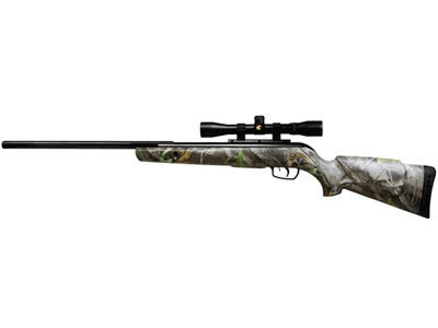 Gamo Rocket Camo Air Rifle Combo