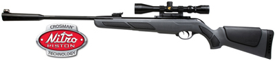 Gamo Whisper Deluxe with Nitro Piston