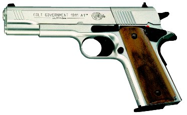 Colt 1911 CO2 gun