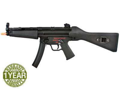 H&K MP5 A4 Elite AEG Airsoft SMG, by VFC