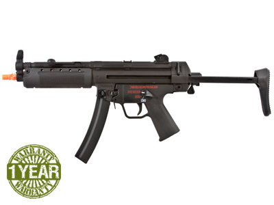 H&K MP5 A5 Elite AEG Airsoft SMG, by VFC