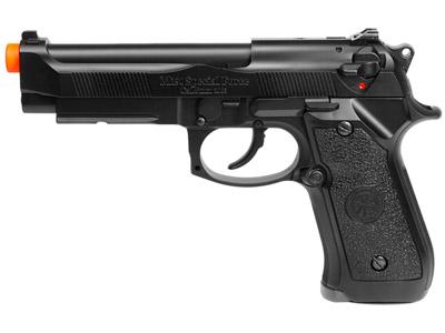 HFC M190 Gas Pistol Rail/Semi Auto ABS Ver.