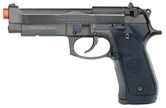 HFC M190  Metal Full/Semi Auto Pistol Rail Ver