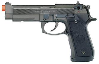 HFC M190  Semi Auto CO2 Pistol Rail Ver