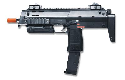 Airsoft, KWA, HK, MP7, Submachine Gun, CQB, Pyramyd Air
