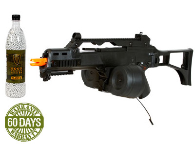 H&K G36C AEG Airsoft Rifle Kit