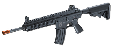 H&K 416 Elite.