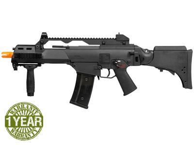 H&K G36CV AEG Airsoft Rifle, Black