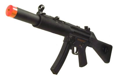 H&K MP5 SD5 Elite Airsoft Electric Gun