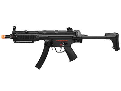 H&K MP5 A5 Tac SWAT Elite Airsoft Electric Gun