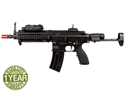 H&K 416C Elite AEG Full Metal Airsoft Rifle