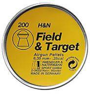 H&N .25 FIELD & TARGET
