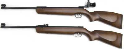 HW 50S Breakbarrel Rifle