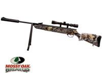 Hatsan 85 Sniper Air Rifle Combo, MOBU Camo Stock