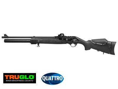 Hatsan Galatian PCP Air Rifle, Black