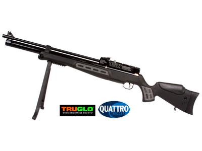 Hatsan BT65 SB PCP Air Rifle, Black