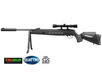 Hatsan 125 Sniper Air Rifle Combo, Black