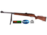 Hatsan Torpedo 100X Air Rifle, Walnut