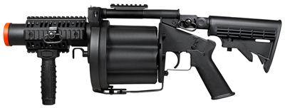 ICS-190 GLM Grenade Launcher, Multiple