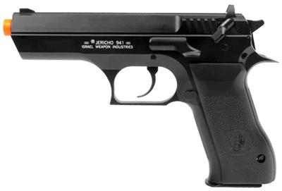 IWI Jericho 941 CO2 Airsoft Pistol, Semi-Auto